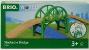 Brio 33885 Stackable Bridge